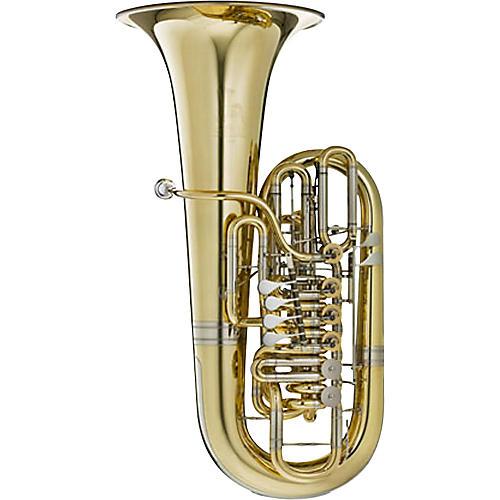 Meinl Weston 4460 Series 6-Valve 6/4 F Tuba thumbnail