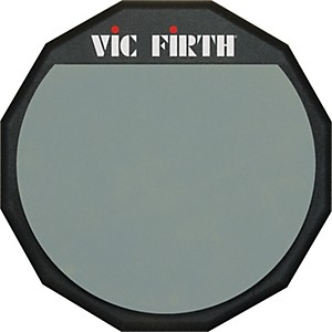 Vic Firth Single Sided Practice Pad 12 Inches