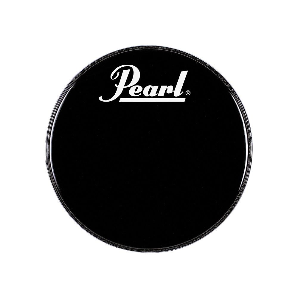 tama logo resonant bass drum head 22 in black 606559333585 ebay. Black Bedroom Furniture Sets. Home Design Ideas