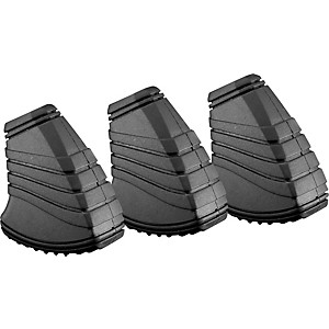 Pearl Rubber Feet for Double-Braced Snare Stands and Thrones 3-Pack