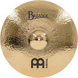 Meinl Byzance Medium Ride Brilliant Cymbal 24 in.