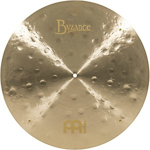 Meinl Byzance Jazz Club Ride Traditional Cymbal 20
