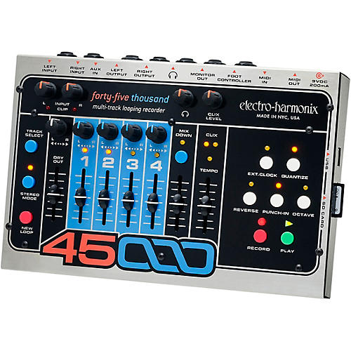 Electro-Harmonix 45000 Multi-Track Looping Recorder thumbnail