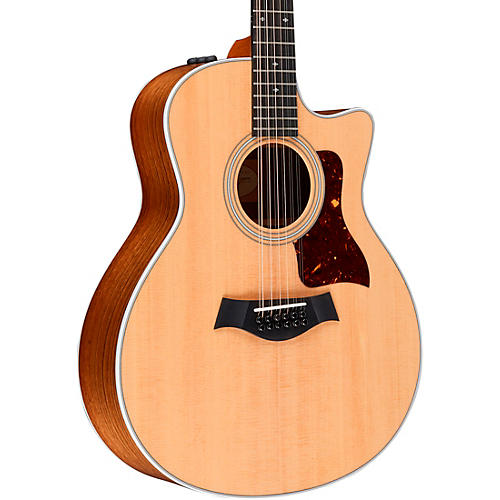 Taylor 456ce Grand Symphony 12-String Acoustic-Electric Guitar thumbnail