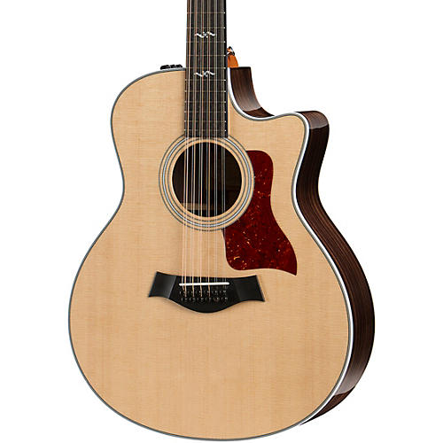 Taylor 456ce-R Grand Symphony 12-String Acoustic-Electric Guitar thumbnail