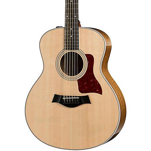 Taylor 456e Grand Symphony 12-String Acoustic-Electric Guitar thumbnail