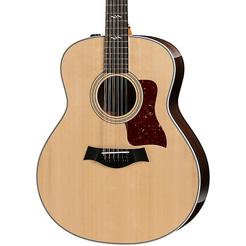 Taylor 458e-R Grand Orchestra 12-String Acoustic-Electric Guitar thumbnail