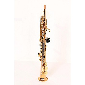 Selmer SSS280R La Voix II Soprano Saxophone Outfit Lacquer 888365331874
