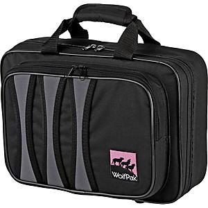WolfPak Polyfoam Clarinet Case Black