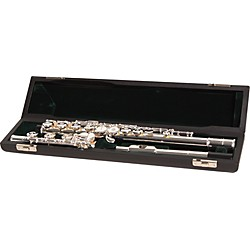 Pearl Flutes 525 Series Intermediate Flute Model 525RBE1RB - B Foot, Offset G wi