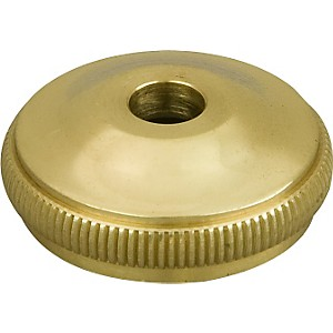 Bach Stradivarius Bottom Valve Cap Fits Lightweight Models - Lacquer