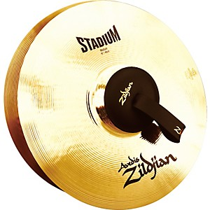 Zildjian Stadium Medium Cymbal Pair 16 Inch