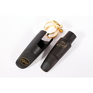 JodyJazz HR* Hard Rubber Tenor Saxophone Mouthpiece Model 9* (.125 Tip) 888365265117