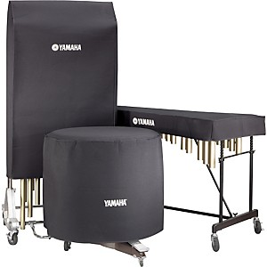 Yamaha Vibraphone Drop Covers Black