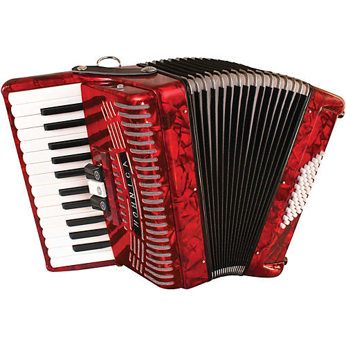 Hohner 48 Bass Entry Level Piano Accordion thumbnail