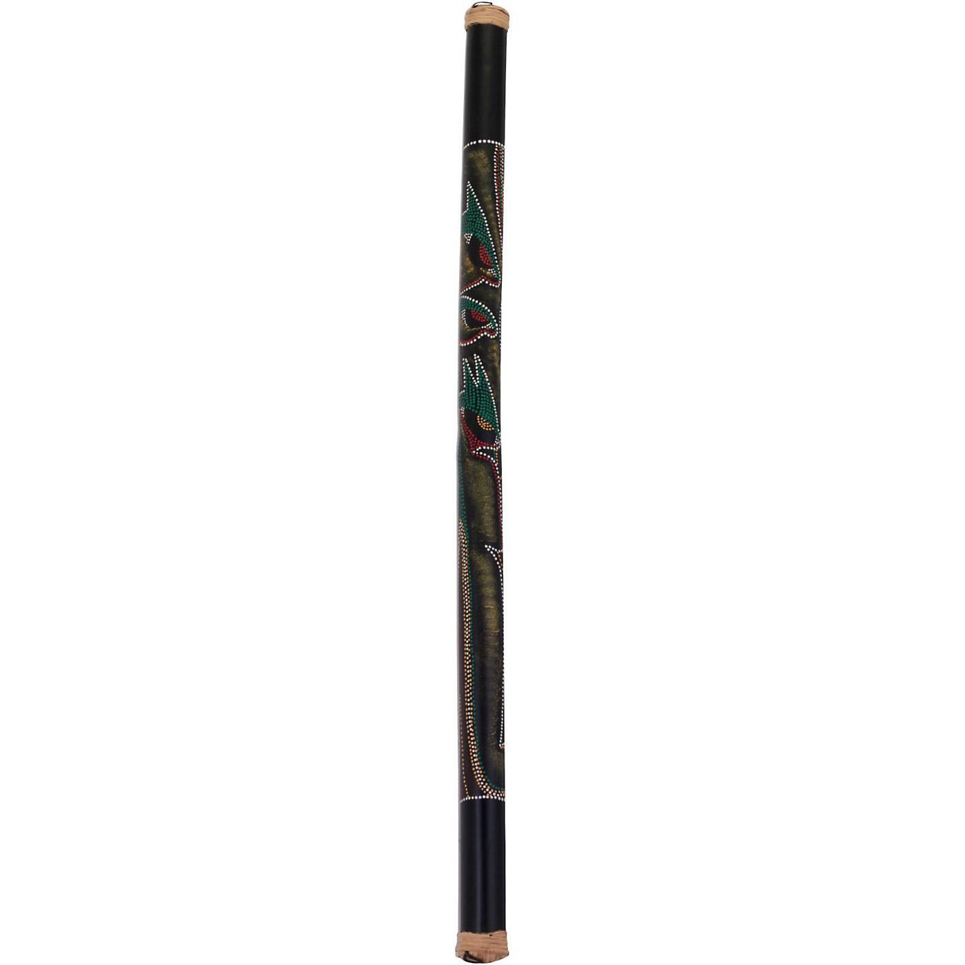 Pearl 48 in. Bamboo Rainstick in Hand-Painted Hidden Spirit Finish thumbnail