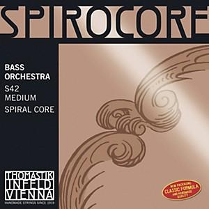 Thomastik Spirocore 3/4 Size Double Bass Strings 3/4 Low B String