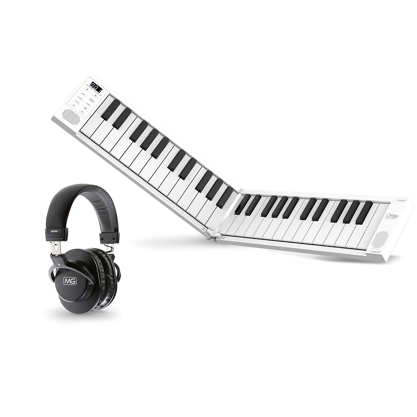 Carry-On 49-Key Folding Piano with Headphones thumbnail