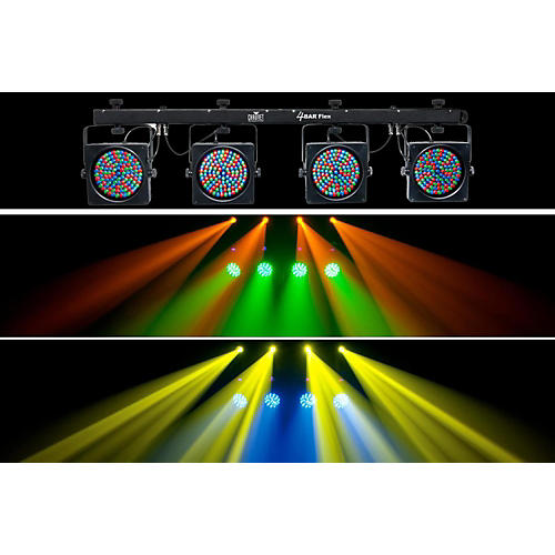 CHAUVET DJ 4BAR Flex LED Wash Light System with  DMX Capability thumbnail