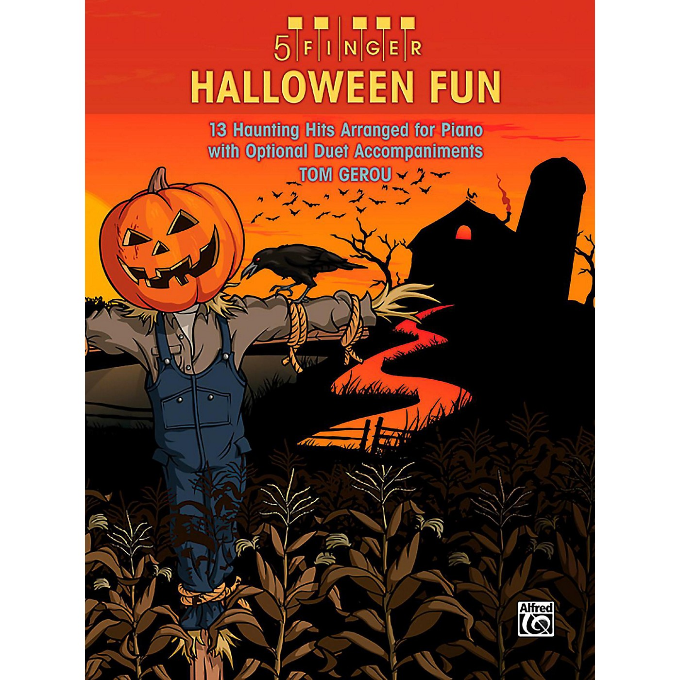 Alfred 5 Finger Halloween Fun: Five Finger Piano thumbnail