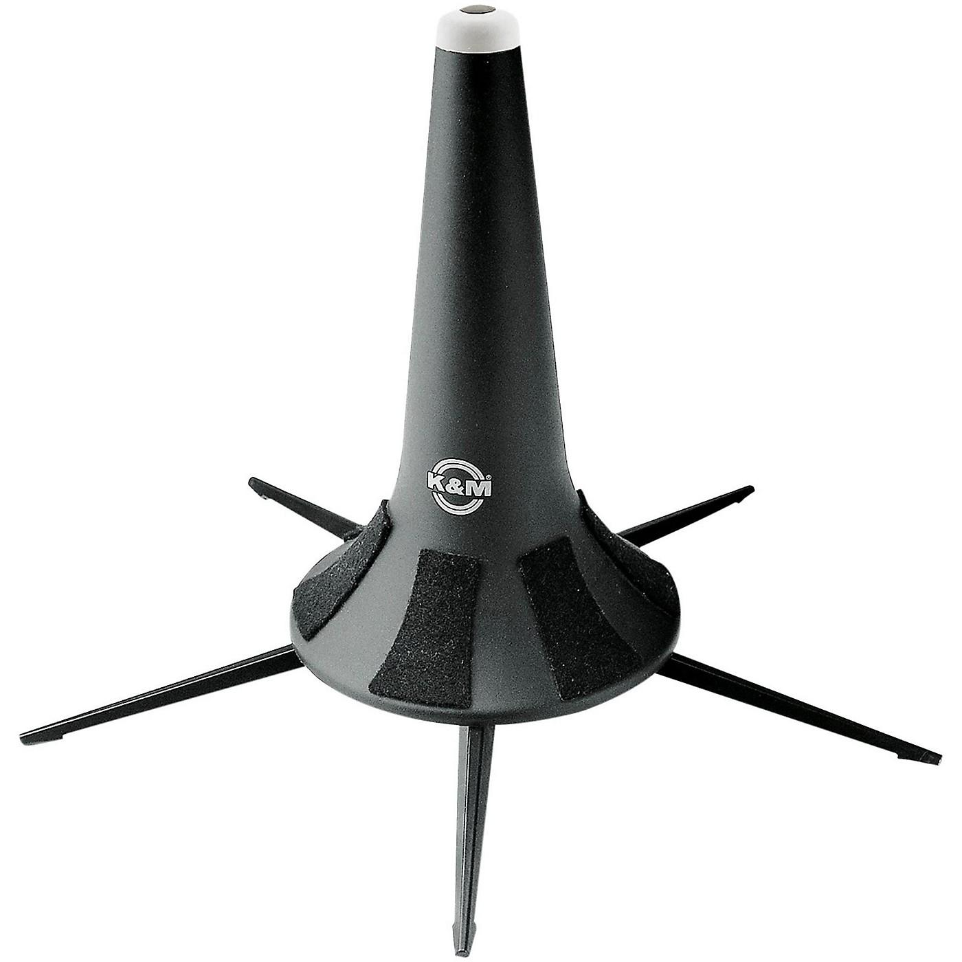 K&M 5-Leg In-Bell Flugelhorn Stand thumbnail