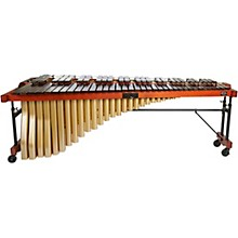 Yamaha 5 Octave Professional Rosewood Marimba