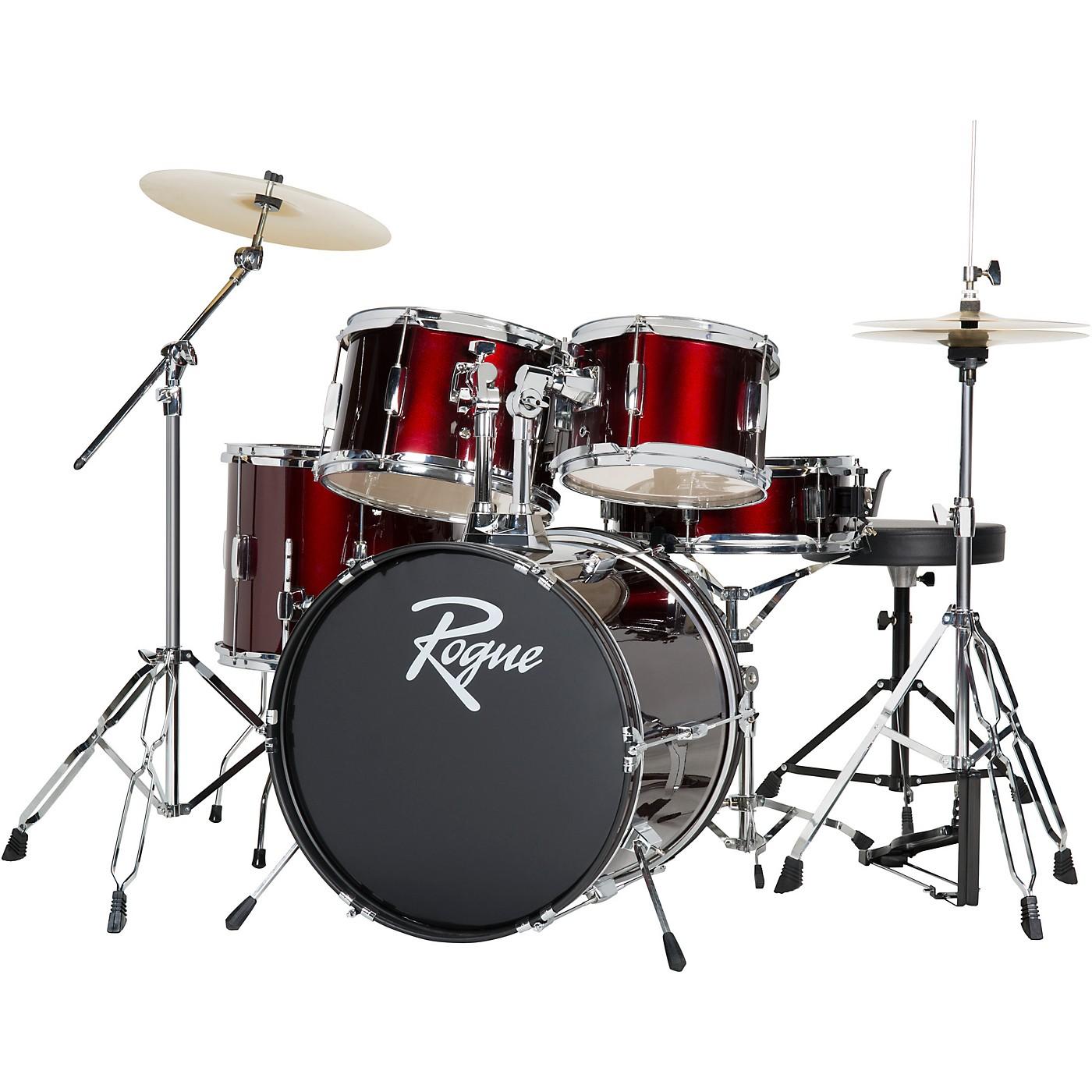 Rogue 5-Piece Complete Drum Set thumbnail