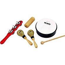 Nino 5-Piece Rhythm Set with Bag