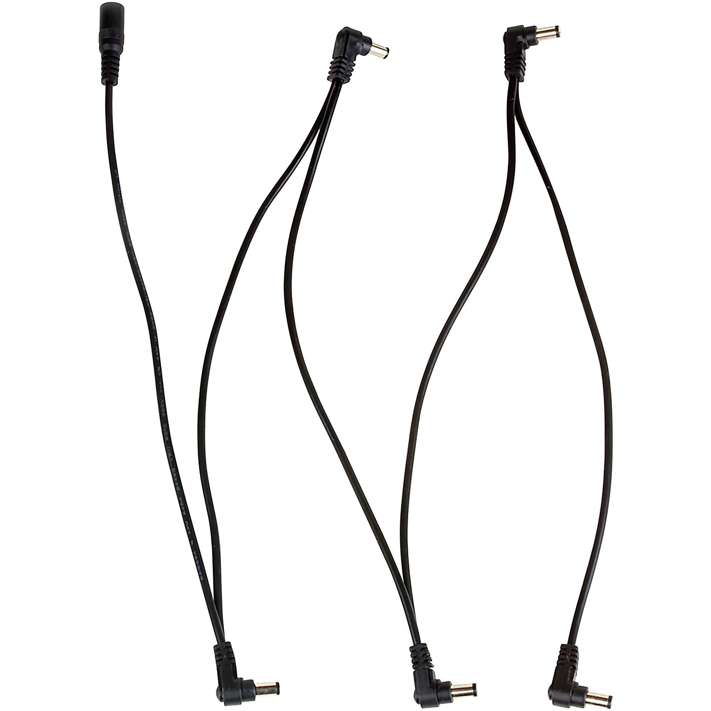 Throne Room Pedals 5-Plug Daisy Chain Power Cable thumbnail