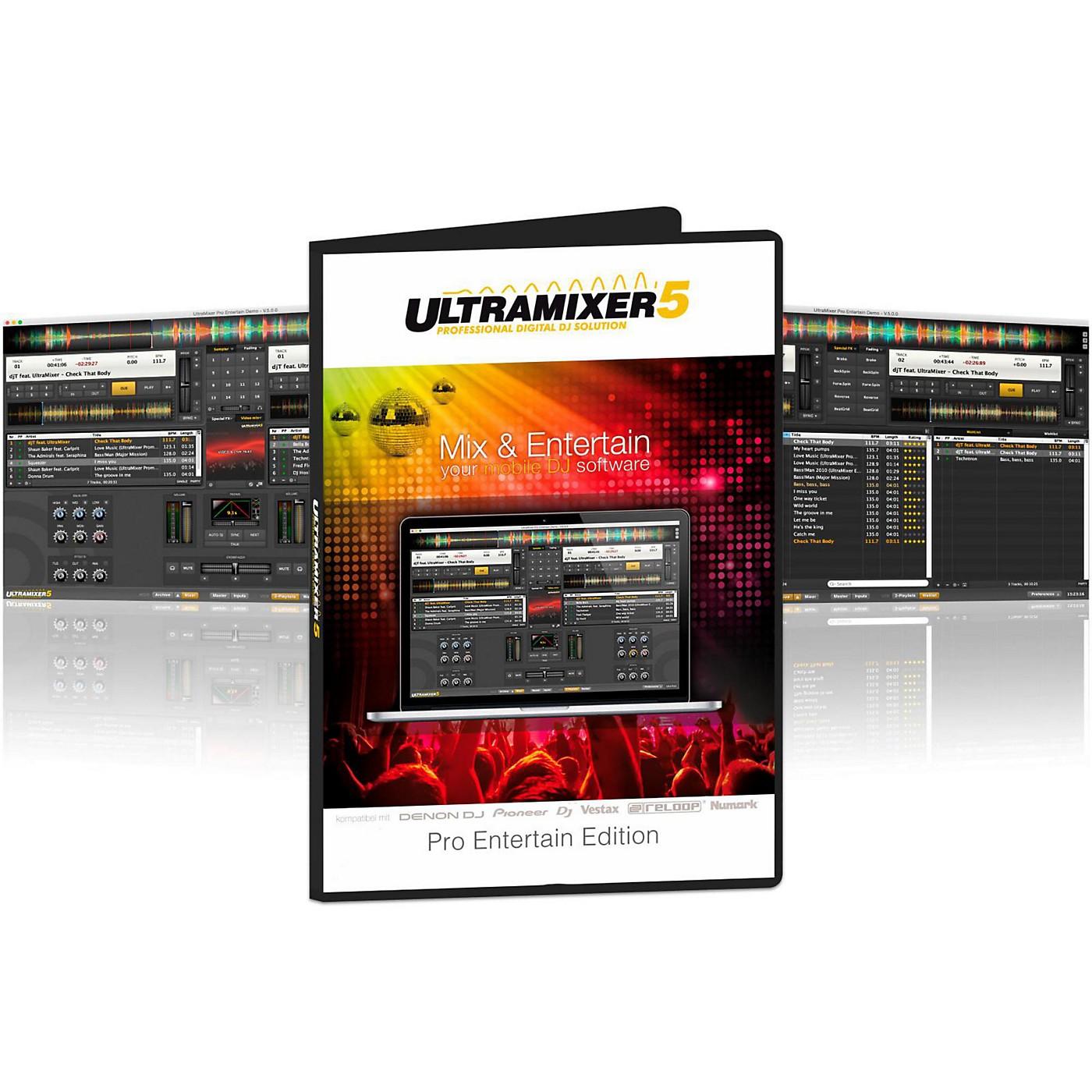 UltraMixer 5 Pro for Mac Software Download thumbnail