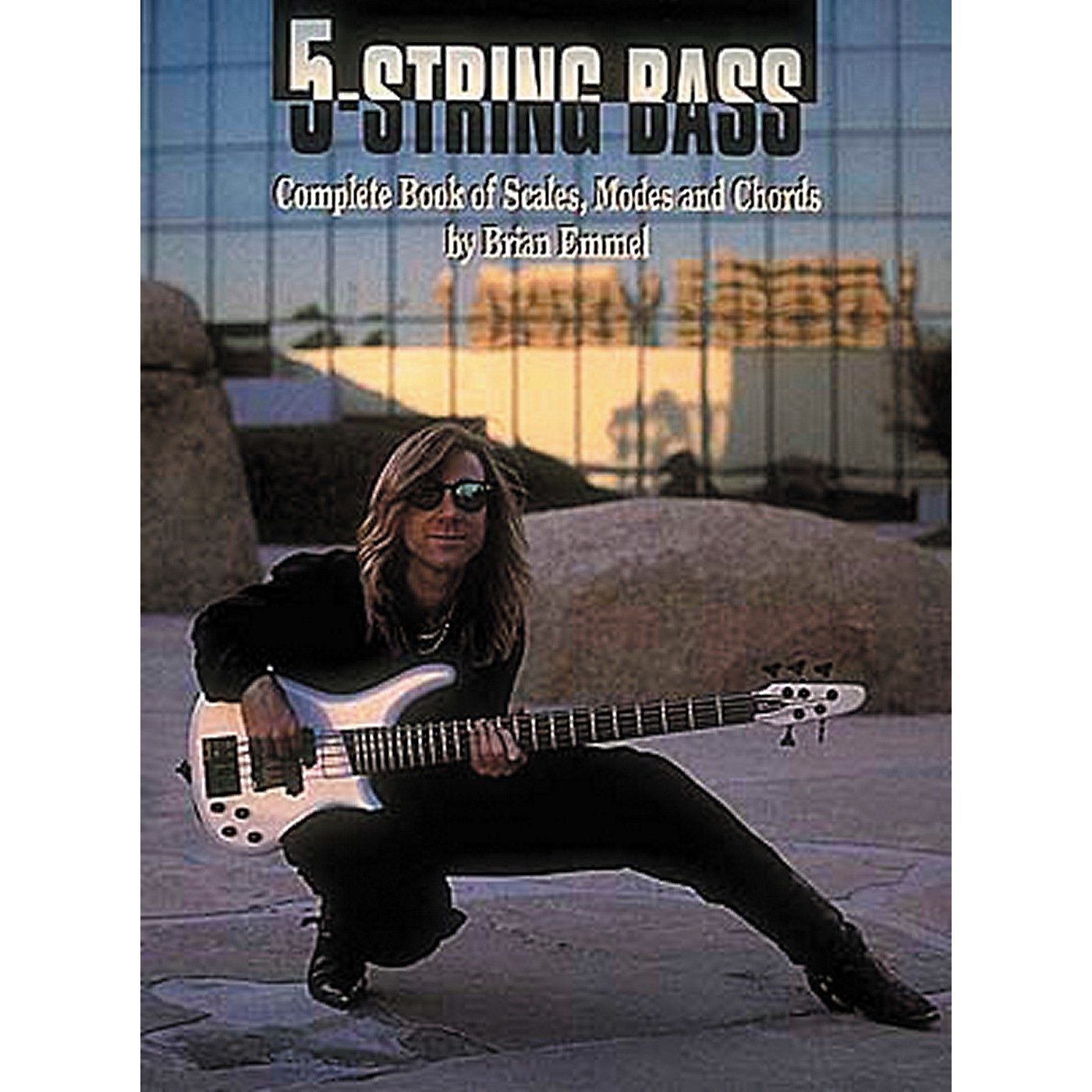Hal Leonard 5-String Bass Complete Book of Scales, Modes and Chords thumbnail