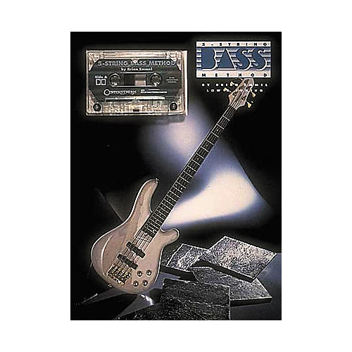 Centerstream Publishing 5-String Bass Method (Book/CD) thumbnail