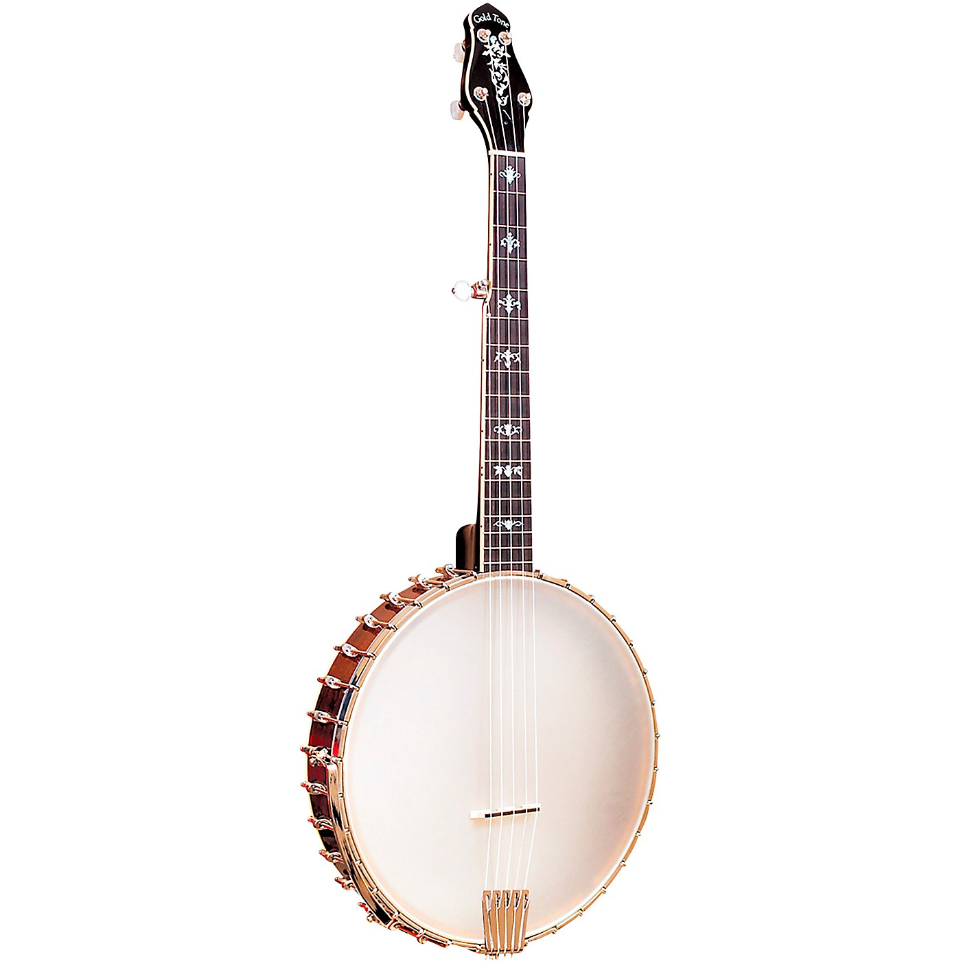 Gold Tone 5-String Left-Handed Cello Banjo with Case thumbnail