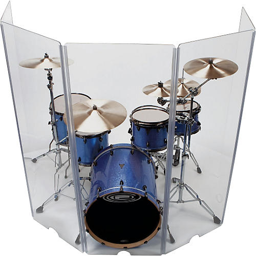 Control Acoustics 5-piece Acrylic Drum Shield thumbnail