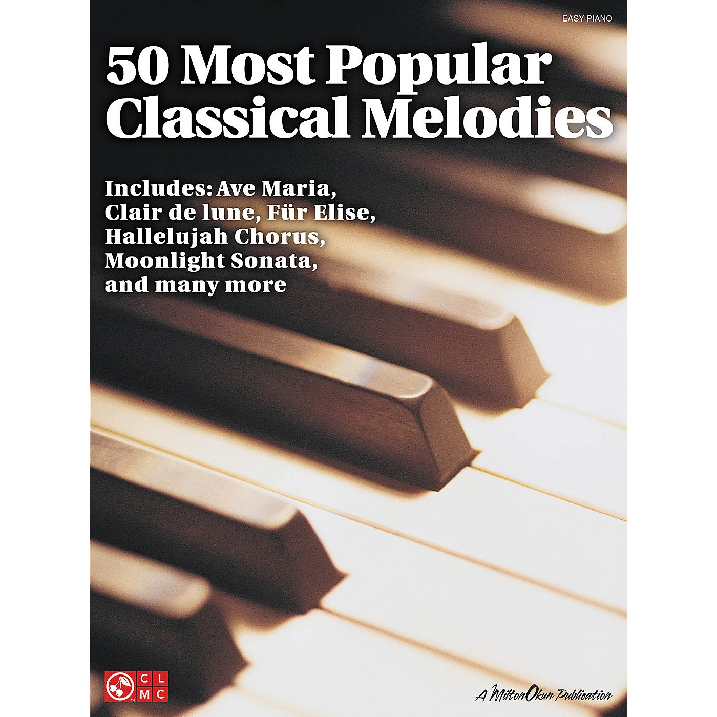 Cherry Lane 50 Most Popular Classical Melodies For Easy Piano thumbnail