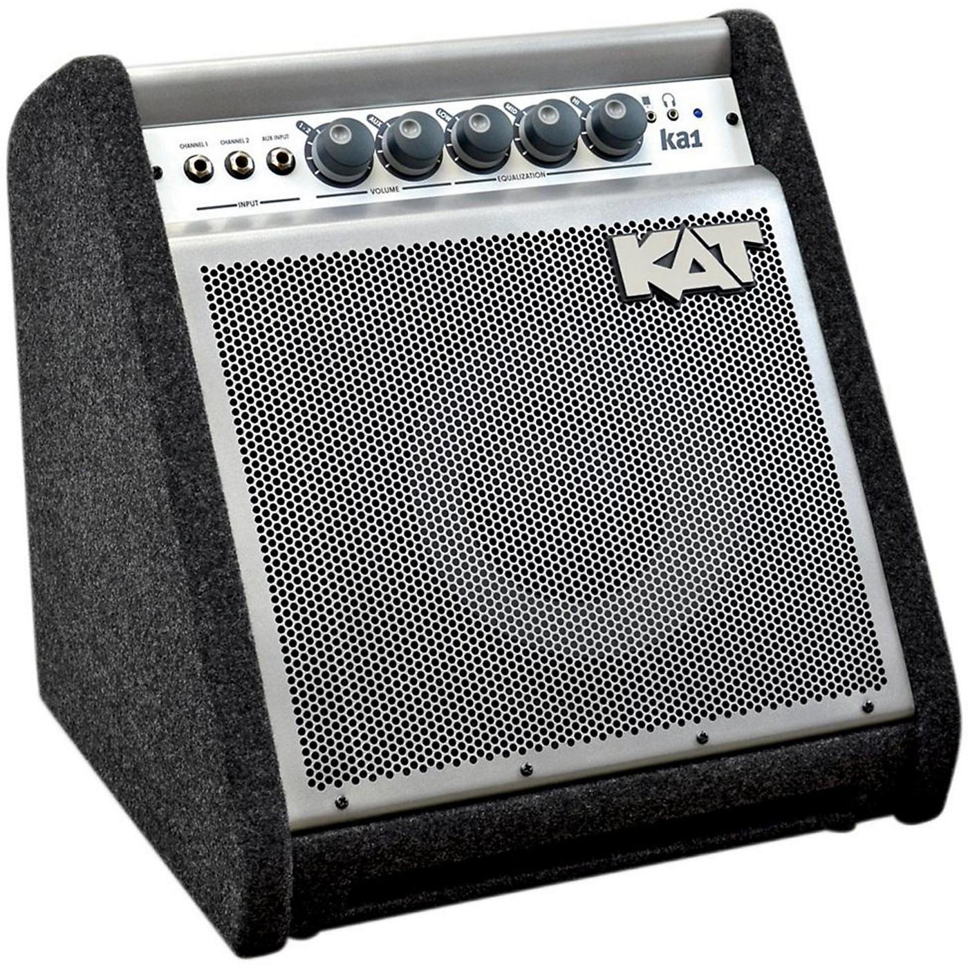 KAT Percussion 50-Watt Digital Drumset Amplifier thumbnail