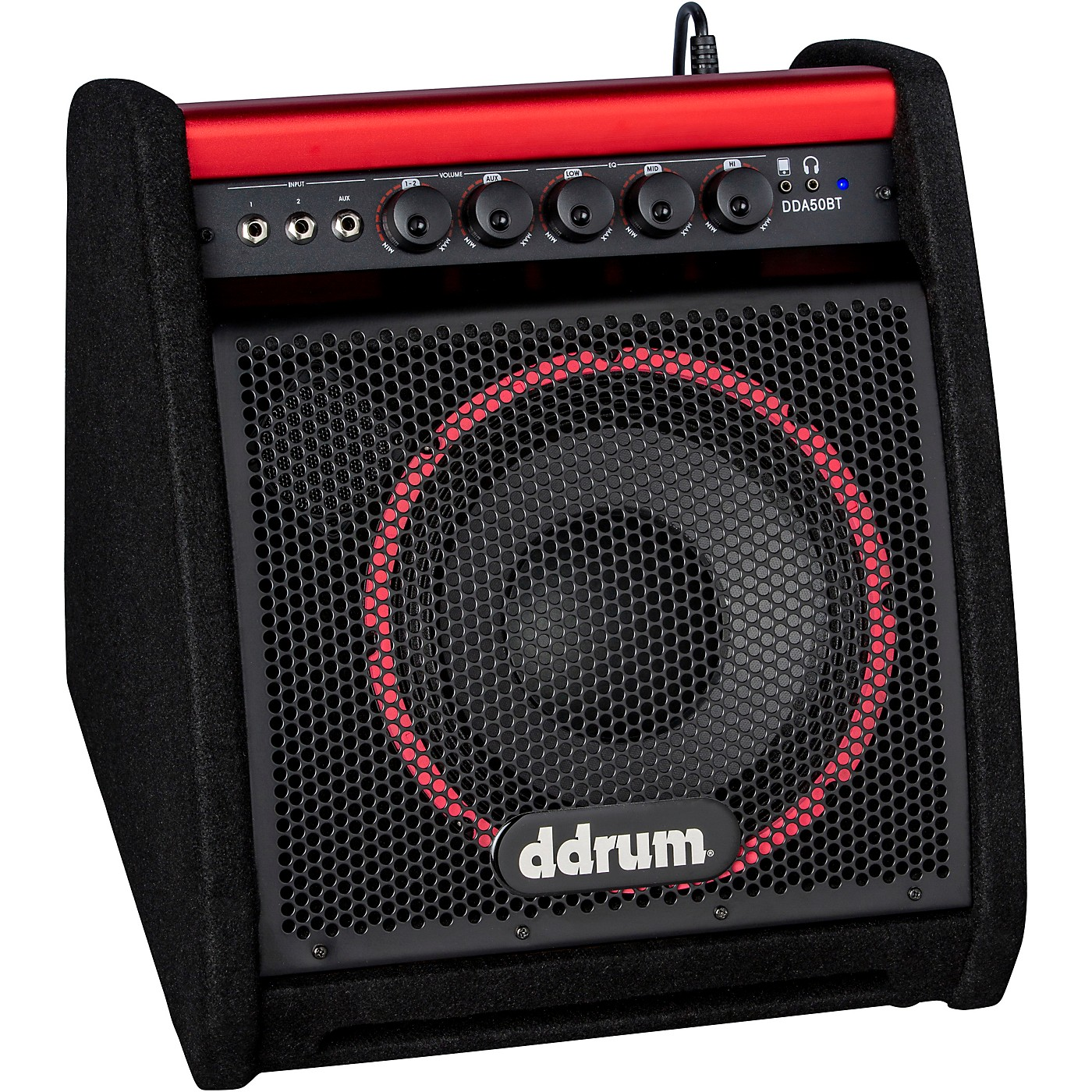 ddrum 50 Watt Electronic Drum Amplifier with Bluetooth thumbnail