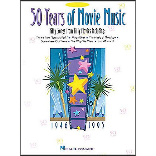 Hal Leonard 50 Years Movie Music for Alto Sax thumbnail