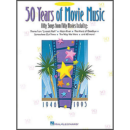 Hal Leonard 50 Years Movie Music for Trumpet-thumbnail