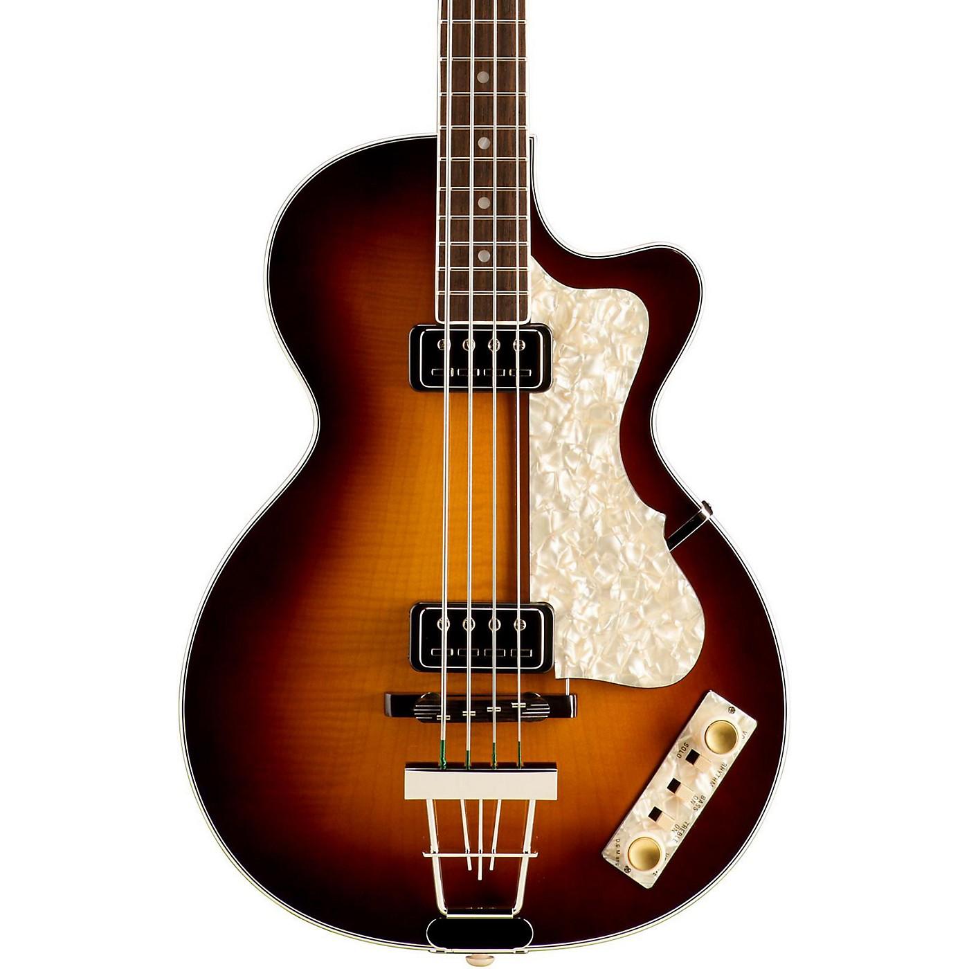 Hofner 500/2 Club Bass Guitar thumbnail