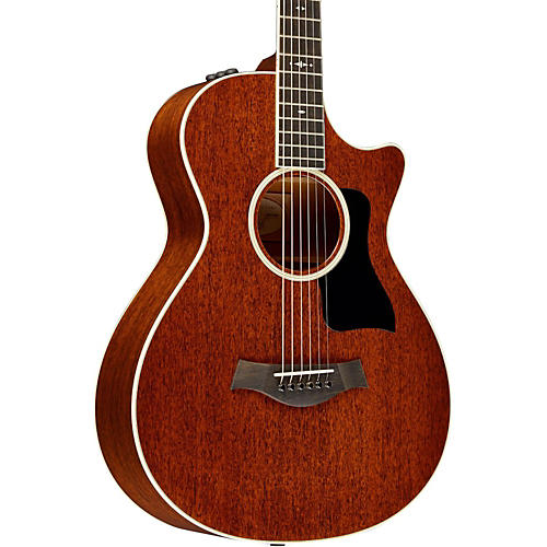 Taylor 500 Series 2014 522ce 12-Fret Grand Concert Acoustic-Electric Guitar thumbnail