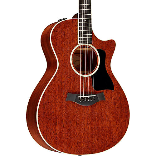 Taylor 500 Series 2014 522ce Grand Concert Acoustic-Electric Guitar thumbnail