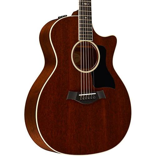 Taylor 500 Series 2014 524ce Grand Auditorium Acoustic-Electric Guitar thumbnail