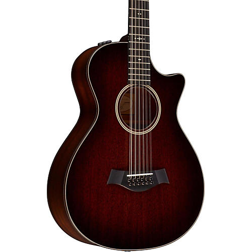 Taylor 500 Series 562ce Grand Concert 12-String Acoustic-Electric Guitar thumbnail