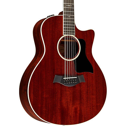 Taylor 500 Series 566ce Grand Symphony 12-String Acoustic-Electric Guitar thumbnail