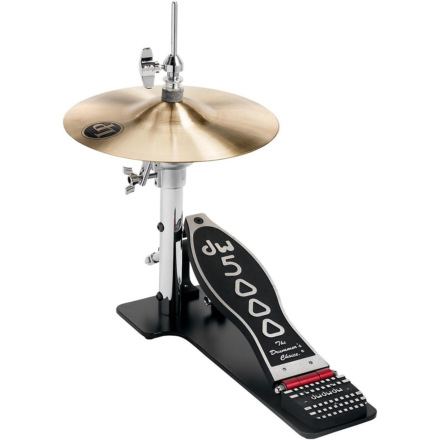 DW 5000 Series Low Boy Hi-Hat with Cymbals thumbnail