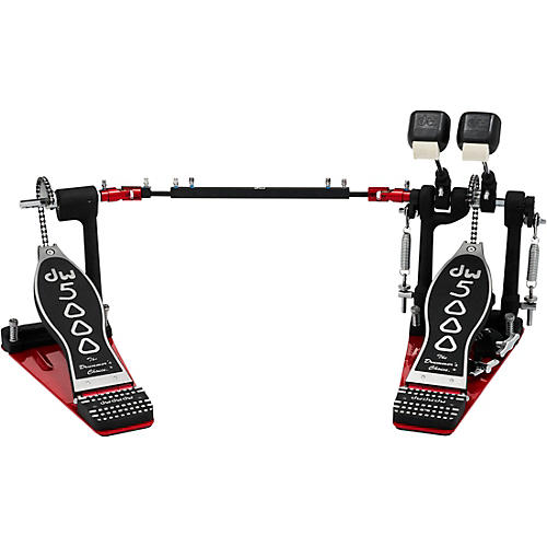 DW 5000 Series Single Chain Double Bass Drum Pedal with Bag thumbnail