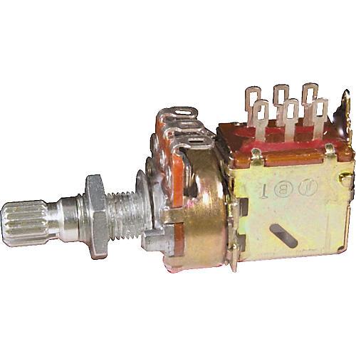 Gibson 500kOhm Potentiometer Audio Taper/Push-Pull/Short Shaft-thumbnail