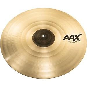 Sabian AAX Raw Bell Dry Ride Cymbal 21in
