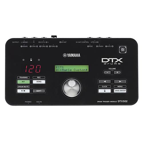 Yamaha 502 Series Drum Trigger Module-thumbnail